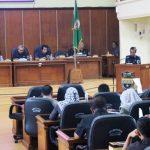 Bupati Ciamis Menyampaikan Rancangan KUA PPAS Perubahan  APBD Tahun 2016